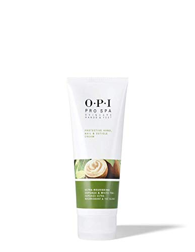 OPI Pro Spa Crema Protectora para Manos, Uñas y Cutículas - 118 ml