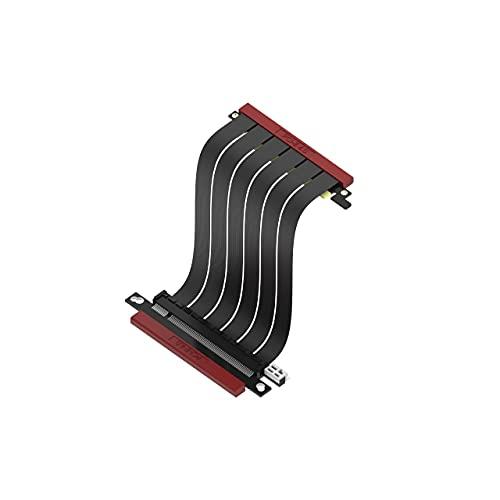 SSUPD MESHLICIOUS専用PCIe 4.0ライザーケーブル ACC-PCIE4-14-90D 日本正規代理店品
