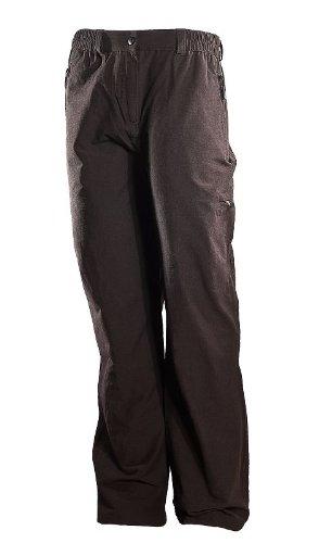 Hot-pantalon de survêtement pour femme benia de sport et de randonnée marron foncé Marron café 72 L