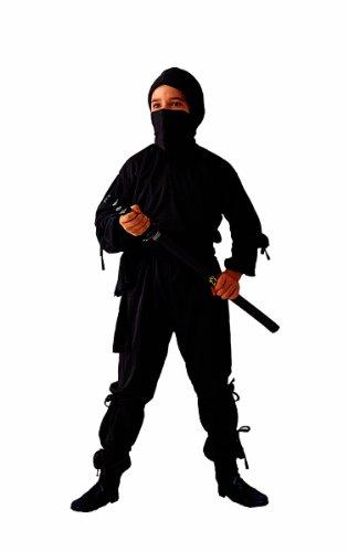 RG Costumes Ninja Costume, Child Small/Size 4-6
