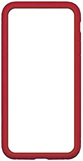 Incase Frame Case For Iphone X - Red, Inph190376-Red