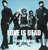 LOVE IS DEAD 歌詞