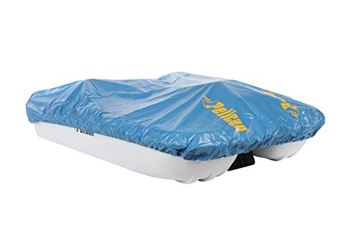 paddle boat or pedal boats Pelican Boats Blue Vinyl Pedal Boat Mooring and Storage Cover (Pelican Monaco and Rainbow Models)
