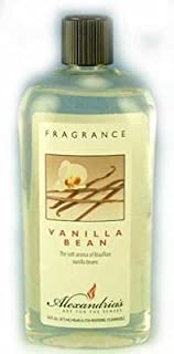 Alexandria and Bella Breeze Fragrance Lamp Oil Refills - 16oz - VANILLA BEAN