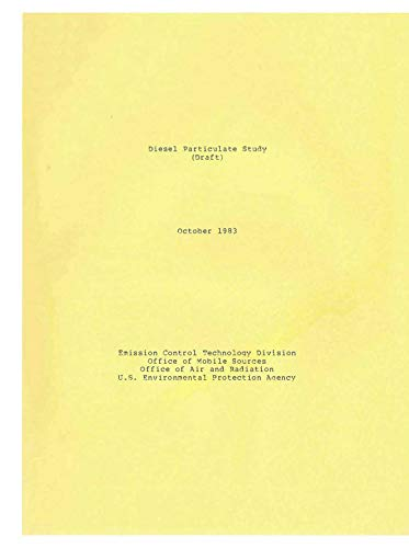 Diesel Particulate Study (Draft) (English Edition)