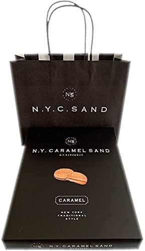 ニューヨークキャラメルサンド 東京限定 ギフト 手土産 お取り寄せスイーツ チョコレート お菓子 プレゼント (16個入り)