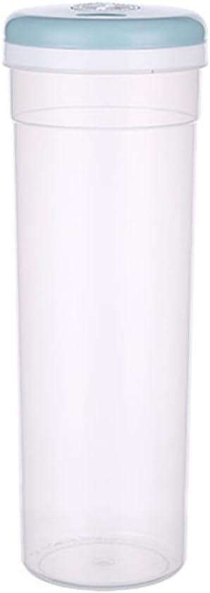 LTCTL 1.7L Tall Clear Spaghetti Pasta Storage Container Plastic