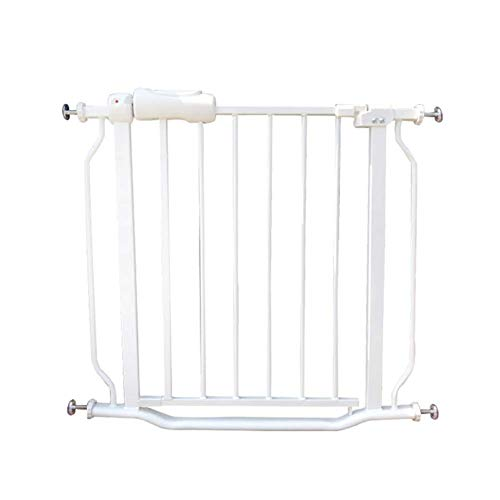 FCXBQ Puppy Infant Baby Gates, Pet Dog Gate for Stairs, Doorways and Hallways, Install Anywhere (Size: 92-103.9cm)