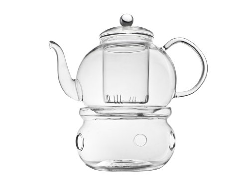 Bredemeijer Verona 1464 Teapot with Strainer 0.5 L Single-Walled Glass