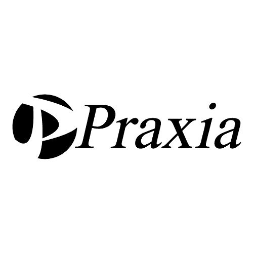 Praxiaスライド式キーホルダー型携帯ポケット灰皿黒【ロゴ入り布袋/当店オリジナルクリーニングクロス付属】