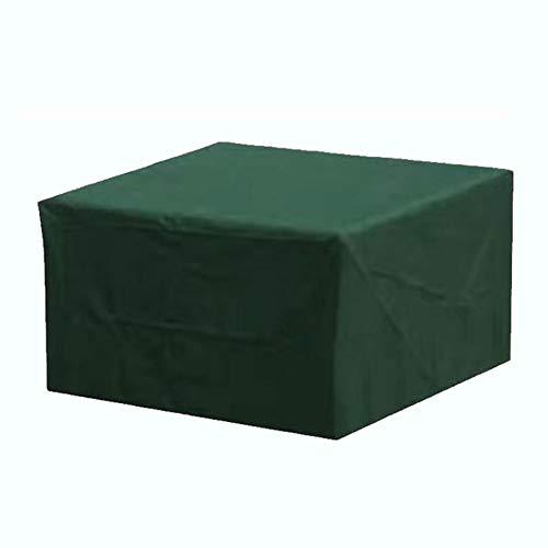 SAHWIN Funda para Muebles De Jardín Exterior Conjuntos De Muebles Cubierta Impermeable,210D Al Aire Libre, Patio, Plazas Funda para Sofa De Esquina, para Sofa De Jardin,242 * 162 * 100cm