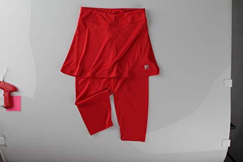 Fila dames, sina rok rood, blauw, XXL bovenkleding