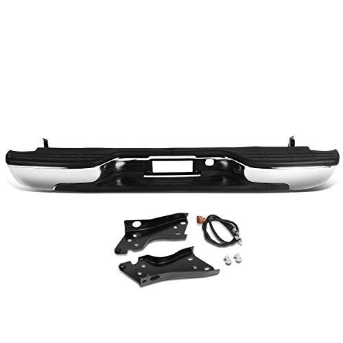 03 silverado rear bumper - 9