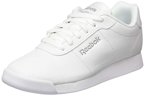Reebok Damen Royal Charm Fitnessschuhe, Weiß (White/Baseball Grey 000), 35 EU