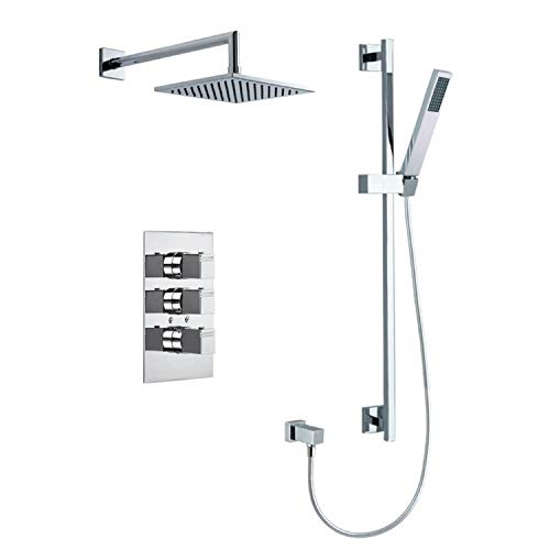 Why Choose Kuatro Rectangle Shower Set