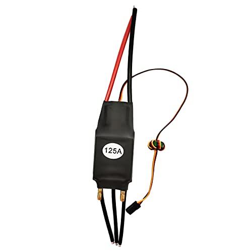 sharprepublic Remote Control Boat Boat Unidirezionale Electric Controller Electric Controller Brushless - 125A