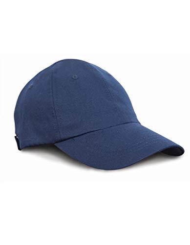 Result Caps Arc Stretch fit Cap Casquette, Couleur : Bleu Marine