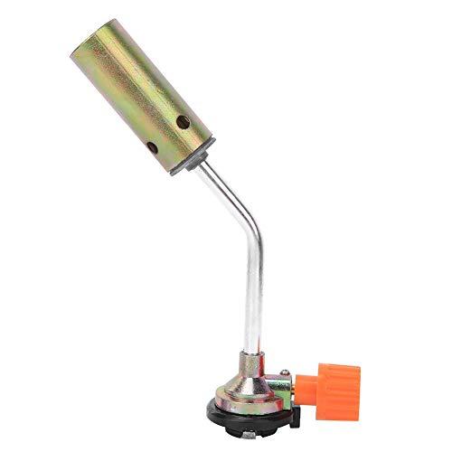 Antorcha de gas, pistola de pulverización de llama ajustable con metal y plástico de 200 mm para barbacoa al aire libre 1300 ℃