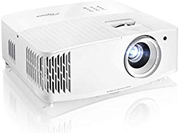 Optoma UHD30 3400-Lumens DLP Home Theater Projector