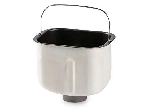 Molde de repuesto para pan antiadherente con revestimiento ILAG para panificadora DOMO de acero inoxidable B3971