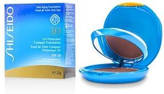資生堂 UVプロテクティブ コンパクトファンデーション SPF 30 (ケース&リフィル) - # SP70 12g/0.42oz並行輸入品