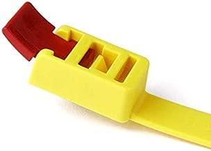 Hellermann Tyton RTT750HR.NX1P Releasable Cable Tie, 29.6