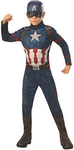Captain america girl halloween costume _image3