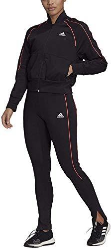 adidas Damen Sportanzug Ts Bomb&Tght Sportanzug, Black, M, FS6176
