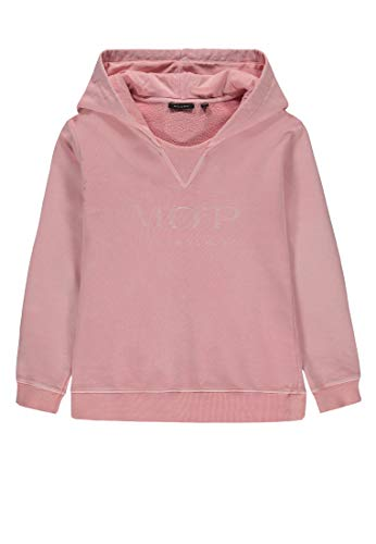 Marc O' Polo Kids Mädchen 1/1 Arm Sweatshirt, Rosa (Bridal Rose|Rose 7290), (Herstellergröße: 98)