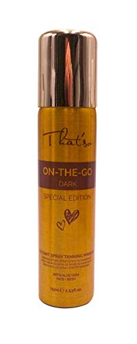 That so That So On The Go Dark Special Edition - 75 ml