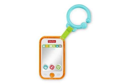 Fisher-Price Mi Primer Teléfono Musical, Juguetes Bebés Recién Nacidos (Mattel DFP50)