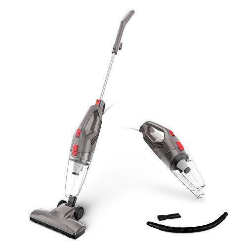 MooSoo Vacuum Cleaner, Lightweig...