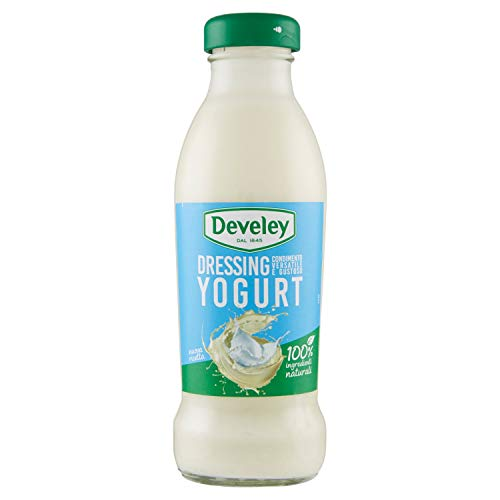Develey Insalatamore Salse, Yogurt, 230g