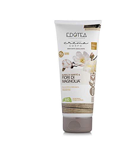 bio karitè and magnolia flowers body moisturiser 200 ml