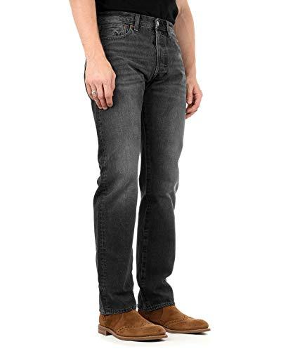 Levi's 501 Original Jeans, MLK Warp, 34W / 32L Uomo