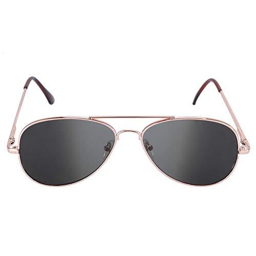 Gafas de sol con vista trasera anti-seguimiento, gafas de seguridad antimonitor de moda, adecuadas para policías, mujeres solteras