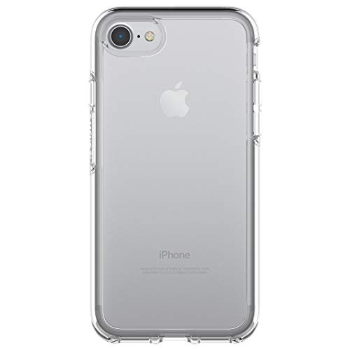 Symmetry Clear Series Case for iPhone Case 7 Symmetry Case for iPhone 8 Symmetry Case (not plus)- Frustration Free Packaging - Clear