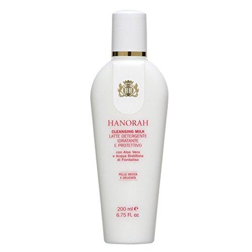 hanorah Leche Limpiadora Hidratante y protección 200ml