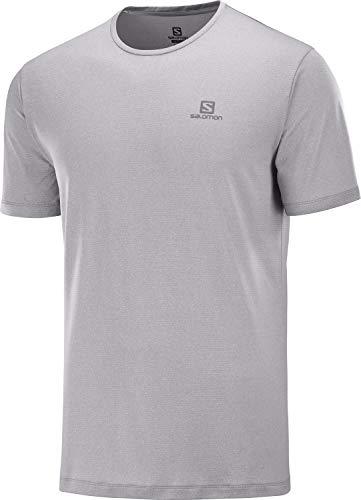 SALOMON Agile Camiseta Deportiva De Manga Corta Hombre