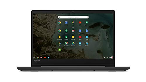 Lenovo Chromebook S330 Laptop, 14-Inch FHD (1920 x 1080) Display, MediaTek MT8173C Processor, 4GB LPDDR3, 64GB eMMC, Chrome OS, 81JW0000US, Business Black