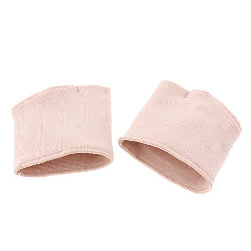 Silicon Toe Corrector Anti-Pain Toe Protectors Separator Foot Pads Cushion