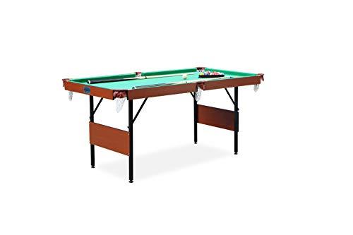 Rack Crux 55 in Folding Billiard Pool Table