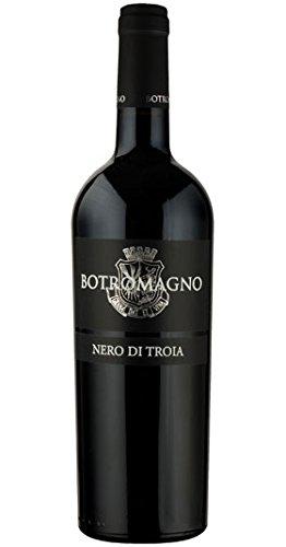 Nero di Troia IGT Murgia Rosso, Botromagno 75cl, Puglia/Italien, Nero d'Avola, (Rotwein) 2015
