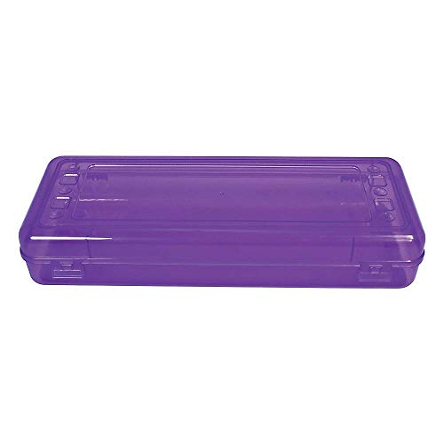 Innovative Storage Designs Stretch Pencil and Ruler Box