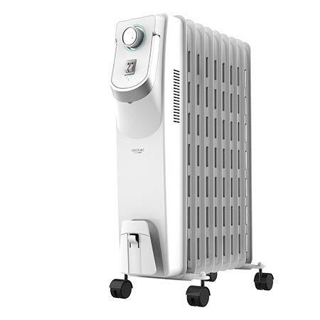 Cecotec Radiador de Aceite Ready Warm 5800 Space 360º. 9 Módulos ...