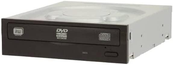 Lite-On Super AllWrite 24X SATA DVD+/-RW Dual Layer Drive - Bulk - IHAS124-04 (Black)