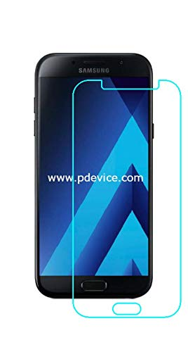 RVK Anti-Fingerprint Hammer Proof Impossible Screen Protector [Not a Tempered Glass, 10x togher then normal glass] Screen Guard with easy installation kit for Samsung Galaxy A7 2016 Edition