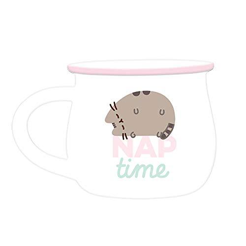 Pusheen Nap Time Unisex Tasse multicolor Keramik 0,3 l Fan-Merch, Katzen