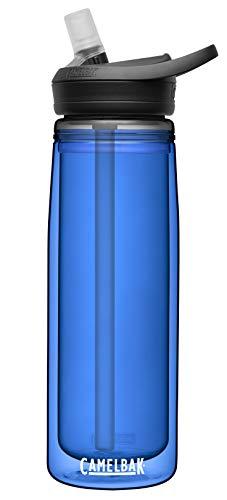 CamelBak Eddy+ BPA Free Insulated Water Bottle, 20 oz, Ocean
