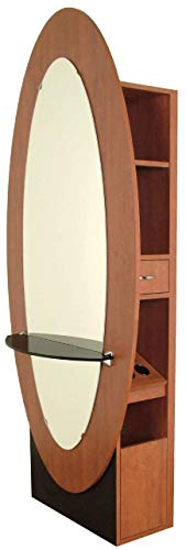 Purchase Collins KAYLA FORMULA Styling Station with Mirror, Spa Salon Barbers Shop Beauty Equipment ...